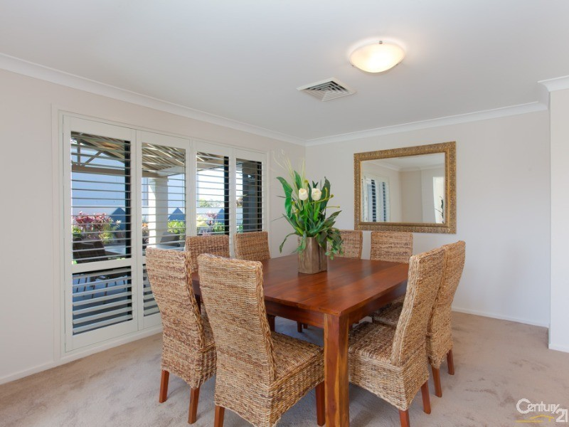 Formal Dining - 61 Timbercrest Chase, Charlestown - House for Sale in Charlestown