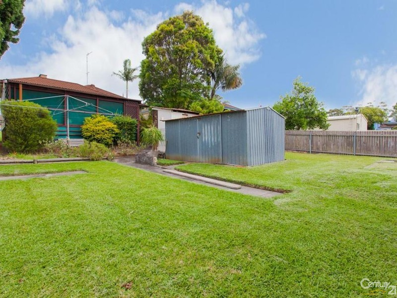Big Backyard Windale : Backyard  39 Cherry Street, Windale  House for Sale in Windale