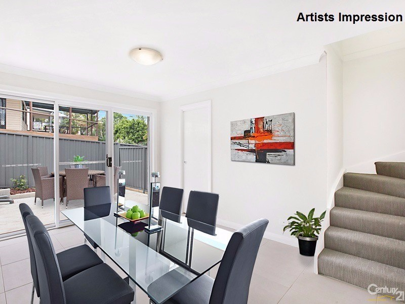 3/8 Cowper Avenue, Charlestown - Townhouse for Sale in Charlestown