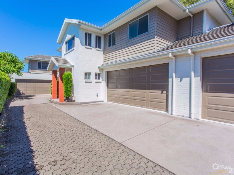 Front of House - 2/95 Rae Crescent, Kotara - Townhouse for Sale in Kotara