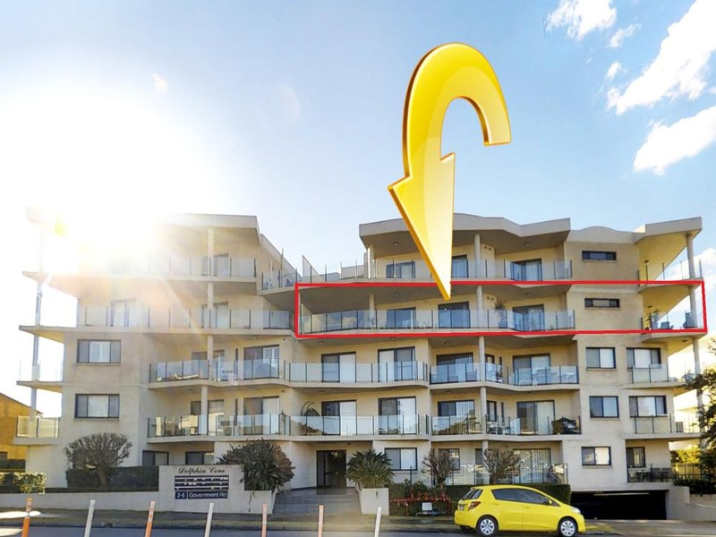 14/2-6 Government Road, Nelson Bay - Apartment for Sale in Nelson Bay