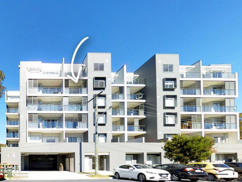 510/4-8 Bullecourt Street, Shoal Bay - Apartment for Sale in Shoal Bay