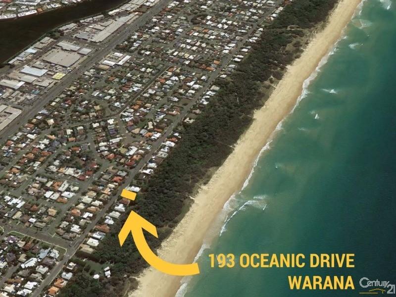 193 Oceanic Drive, Warana - Land for Sale in Warana