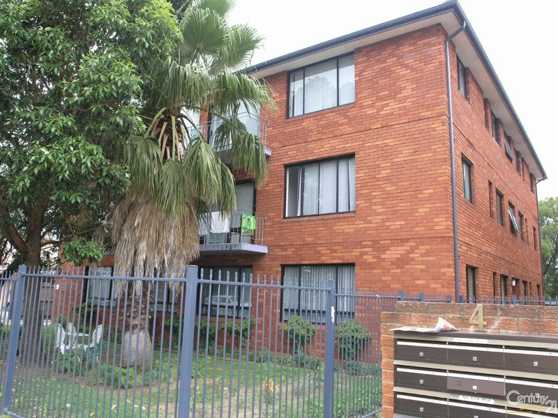 6/4 Goulburn Street, Liverpool - Unit for Rent in Liverpool