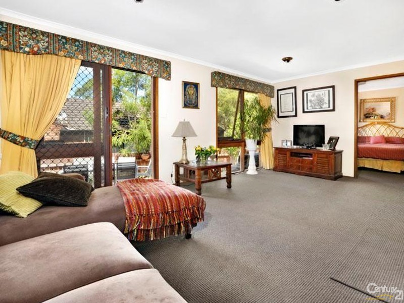 Downstairs Lounge - House for Sale in Illawong NSW 2234