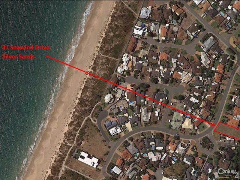 31 Seawind Drive, Silver Sands - Land for Sale in Silver Sands