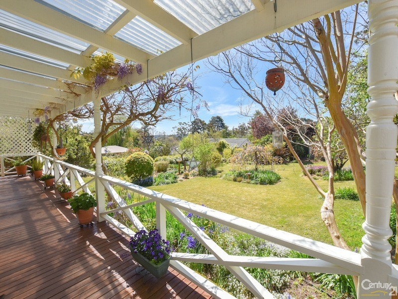 North facing verandah - 17-19 Tyndall Street, Mittagong - House for Sale in Mittagong