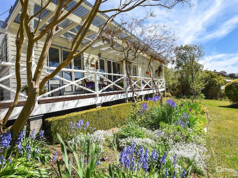 Cottage garden - 17-19 Tyndall Street, Mittagong - House for Sale in Mittagong