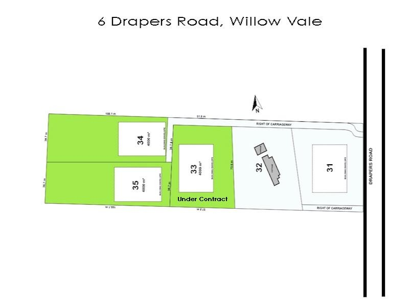 6B Drapers Road, Willow Vale - Land for Sale in Willow Vale