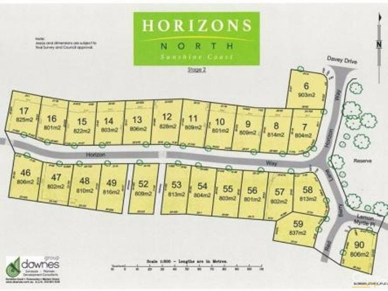 - Horizons North Residential Estate, Woombye - Land for Sale in Woombye
