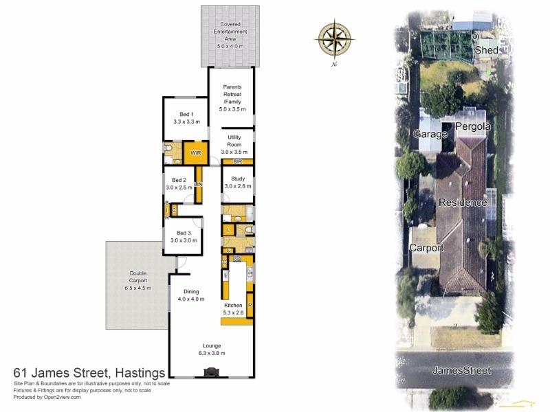61 James Street, Hastings - House for Sale in Hastings