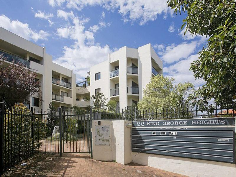 11/22 King George Street, Victoria Park - Unit for Rent in Victoria Park