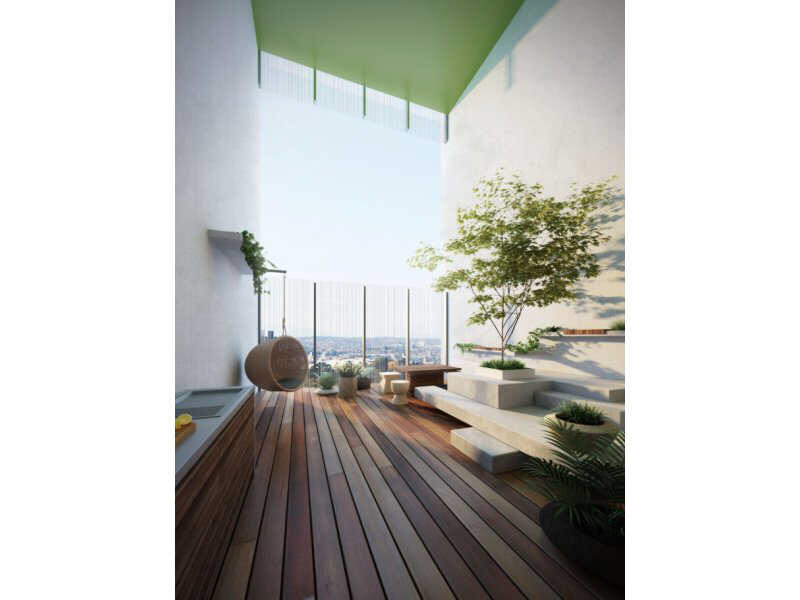 2303/58 Clarke Street, Southbank - Apartment for Rent in Southbank